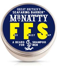Mýdlo na vousy FFS BEARD SHAMPOO 80g od Mr. Natty