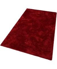 Hochflorteppich Selection Magong Höhe 25 mm handgetuftet MY HOME SELECTION rot 1 (B/L: 60x90 cm),2 (B/L: 80x150 cm),3 (B/L: 120x180 cm),4 (B/L: 160x230 cm),6 (B/L: 200x300 cm),7 (B/L: 240x320 cm)