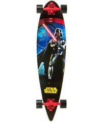 Longboard The Dark Side Star Wars bunt