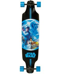 Longboard Luke Star Wars bunt