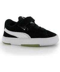 Tenisky Puma Suede Sneakers dět. černá/bílá