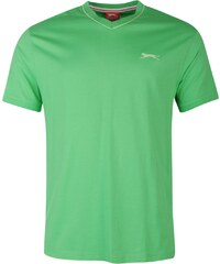 Tričko Slazenger V Neck pán. zelená