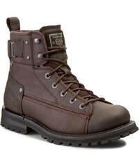 Turistická obuv CATERPILLAR - LEGENDARY RAW Brent P717832 Olive