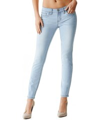 GUESS GUESS Cindy Power Skinny Jeans - light wash