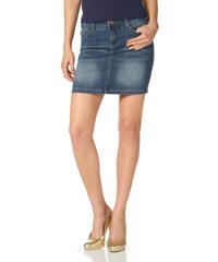 ARIZONA Džínová sukně, Arizona modrá obnošená - Normální délka (N)