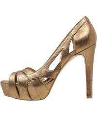 Bruno Premi High Heel Peeptoe gold
