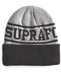kulich SUPRA - Renowned Beanie Grey Htr/ Black (GBW)