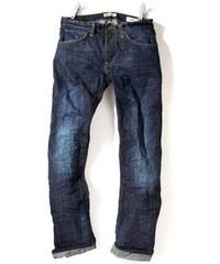 kalhoty BLEND - Jeans - NOOS Storm fit Dark Blue (36939)
