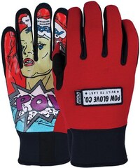 snb rukavice POW - All Day Glove Red (RD)