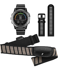 Garmin Fenix 3 Saphir Performer Bundle Multifunktionsuhr