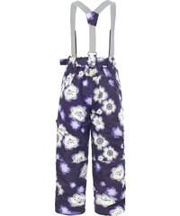 Trespass Dívčí květované lyžařské kalhoty Nereo