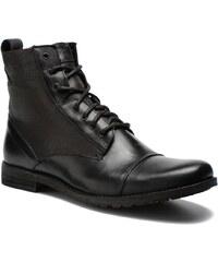 Levi's - Maine Lace Up - Stiefeletten & Boots für Herren / schwarz