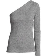 H&M Triko s odhaleným ramenem
