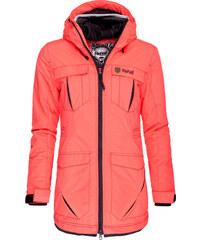 Zimní bunda dámská Rehall VERONICA Teaberry