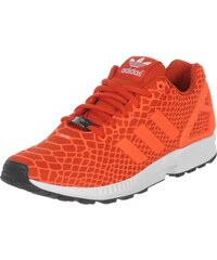 adidas Zx Flux Techfit Schuhe orange/white