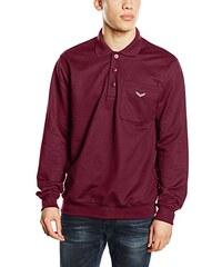 Trigema Herren Sweatshirt Trigema Herren Polo-shirt Sweat-qualität