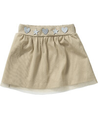 bpc bonprix collection Jupe en tulle, T. 80/86-128/134 beige enfant - bonprix