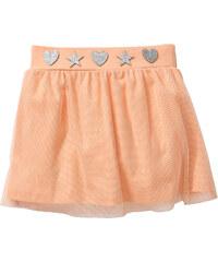 bpc bonprix collection Jupe en tulle, T. 80/86-128/134 orange enfant - bonprix