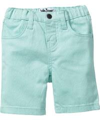 John Baner JEANSWEAR Bermuda en jean, T. 80-134 vert enfant - bonprix