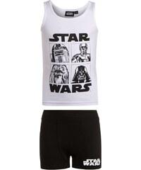 Lucasfilm STAR WARS Nachtwäsche Set black/white