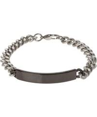 OXXO Armband steel/black