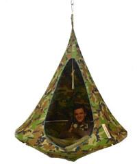 Závěsný Single Cacoon Camouflage