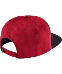 Jordan 2 Snapback gym red/black