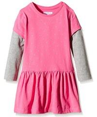 Coconella Mädchen Kleid im Layer-Look mit Punkten