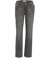 Damen Boyfriend-Jeans LINEA TESINI by Heine grau 34,36,38,40,42,44,46
