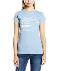 Coca-Cola Damen T-Shirt Atlanta