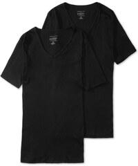 C&A T-Shirts aus Bio-Baumwolle in Schwarz