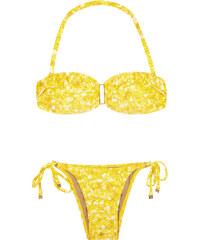 Cia Maritima Bikini Bandeau - Liberty Yellow