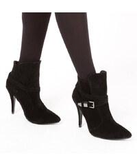 Lesara Boots avec boucle et talons aiguilles