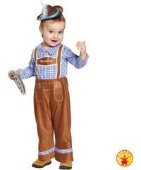 Rubies Dětský kostým tyrolák - 104