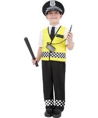 Smiffys Kostým anglického policisty - 10 - 12 roků
