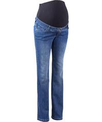 bpc bonprix collection Jean de grossesse Bootcut (2 longueurs au choix), T.C. bleu femme - bonprix