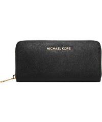 Peněženka Michael Kors jet set saffiano zip around