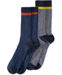 C&A Socken in Blau