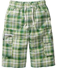 John Baner JEANSWEAR Bermuda avec poches vert enfant - bonprix