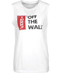 Vans Authentic Anthem Muscle 2 W Tanktop white