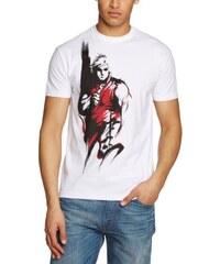 Level Up Wear Herren, T-Shirt, Fire Inside