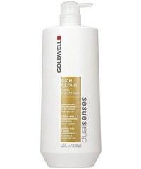 Goldwell Dualsenses Rich Repair 60 Sec Treatment 1500ml Maska na vlasy W Pro suché a lámavé vlasy