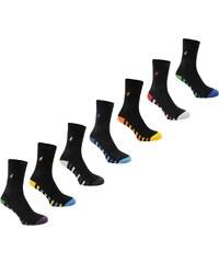 Ponožky Kangol Formal 7 pack dět.