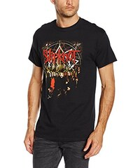 Slipknot Herren T-Shirt Waves