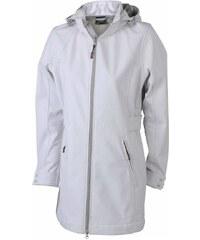 Softshellový kabát - Krémová M