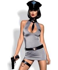 OBSESSIVE Dámský kostým Police dress