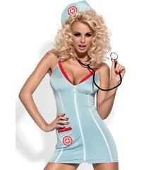 OBSESSIVE Dámský kostým Doctor dress stetoskop