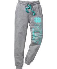 bpc bonprix collection Sportovní kalhoty s potiskem bonprix