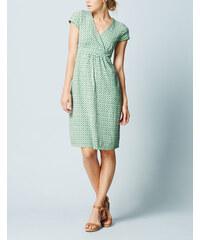 Casual Jersey Dress Gr�n Damen Boden