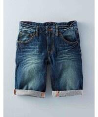 Jeansshorts Blau Jungen Boden